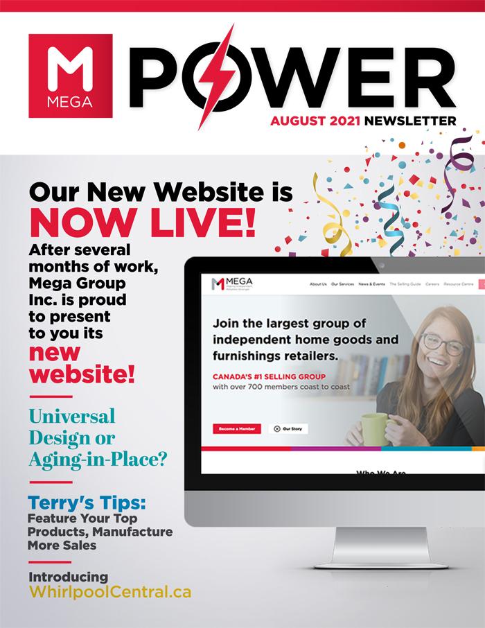 Power Newsletter August 2021