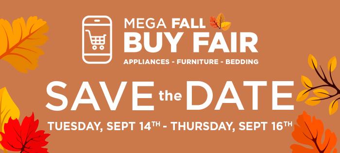 Mega Fall Buy Fair September 2021