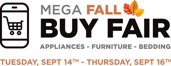 Mega FALL Buy Fair Logo En